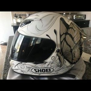SHOEI helmet flutter woman's